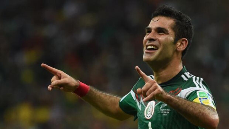 A sus 35 años, Márquez decidió emprender una nueva aventura en el balomp...
