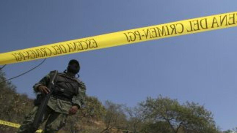 Acapulco se ha convertido en una zona de violencia por los cárteles del...