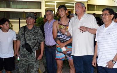 El futbolista mexicano Alan Pulido es liberado