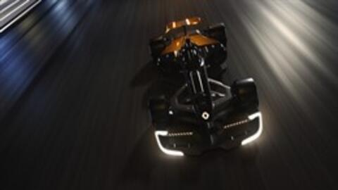 Renault R. S. 2027 Vision Concept