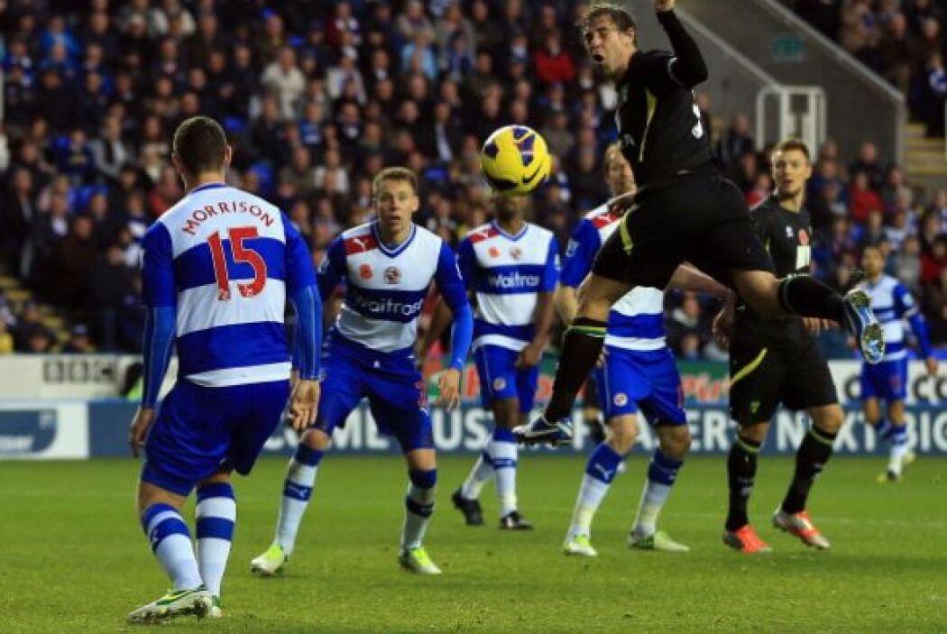 En un partido sin mucha historia el Reading y el Norwich empataron sin g...