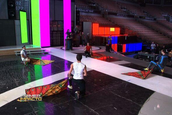 Iniciaron los ensayos para la gran celebración de los Latin Grammy