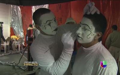Presos muestran su talento en el 'Circo de la Libertad'