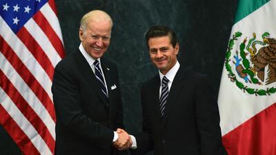 Joe Biden pide disculpas a México por el tono de la campaña de Donald Trump
