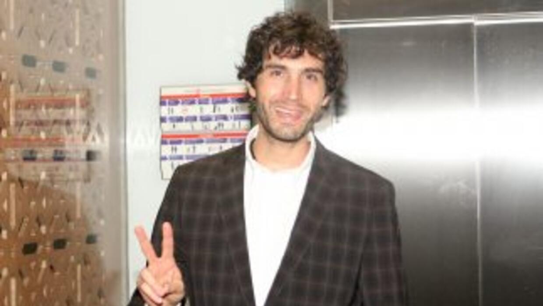 Benny Ibarra ha sido el primer amigo de Paulina Rubio en pronunciarse so...