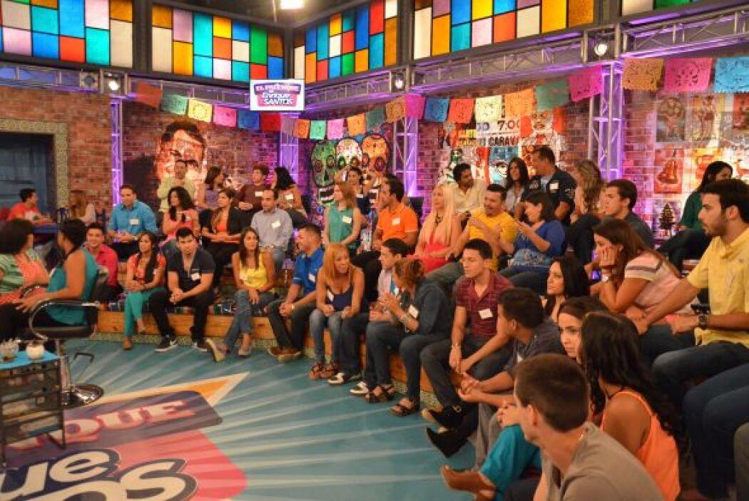 El Palenque es un lugar que reúne a chicos y grandes para celebrar en un...
