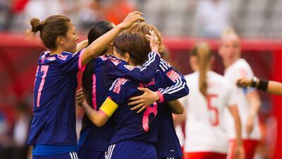 Aya Miyana anotó el único gol del encuentro.