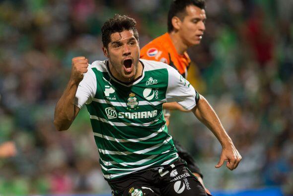 Javier Orozco busca mejorar sus cifras conseguidas en los últimos...