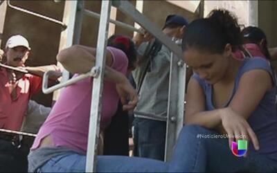 Niños inmigrantes viven en condiciones casi infrahumanas en albergues de...