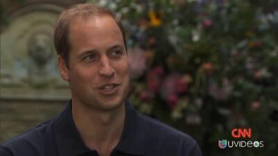 Primera entrevista de William sobre nacimiento de su primogénito