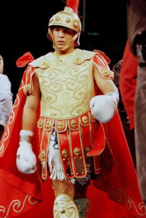 Cuando Camacho comenzó a obtener fama en el mundo del boxeo también empe...