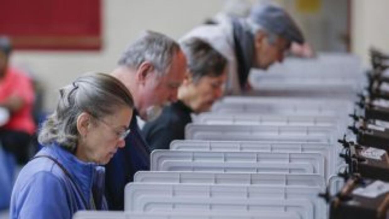 El Partido Republicano logró la mayoría en el Senado al arrebatar al men...