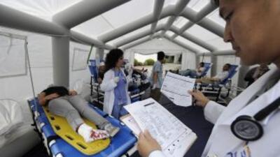 Más de 700 hospitales están en peligro de colapsar por un terremoto pero...