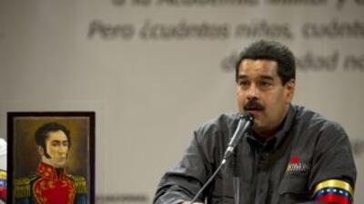 """El presidente encargado apuntó que Capriles """"cometió muy graves ofensas..."""