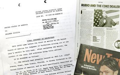 El Miami New Times publicó este jueves el artículo 'Rubio...