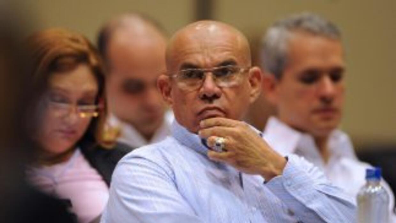 Ramón Rodríguez Chacín, ex ministro del Interior venezolano.