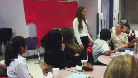 'L.O.V.E. Mentoring', el programa que busca orientar a los jóvenes estud...