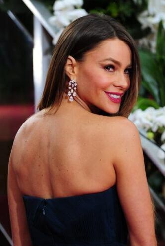 Que Sofía Vergara es la latina más internacional del momento, de eso no...