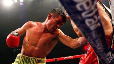 Anthony Crolla derrotó a Rees por decisión mayoritaria.
