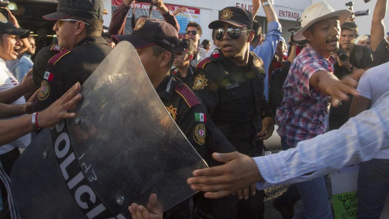 Maestros de México se reunieron con representante del gobierno federal
