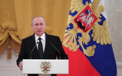 Putin dice que cuando Trump estuvo en Moscú, ni siquiera se habla...