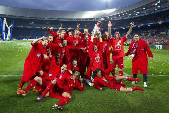 Pero el Twente se le cruzó en el camino en la Final de la Copa ho...