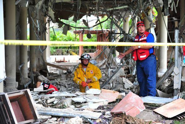 """""""El gobierno de México expresa su solidaridad y más sentidas condolencia..."""
