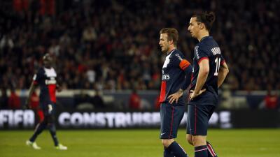 Beckham e Ibrahimovic se reunirían en Miami.