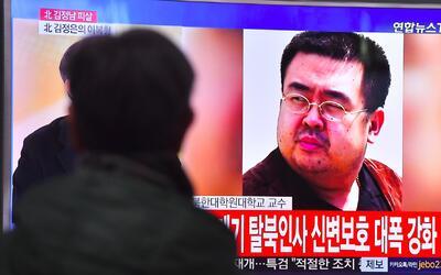 Asesinan en Malasia al medio hermano del líder norcoreano Kim Jong Un