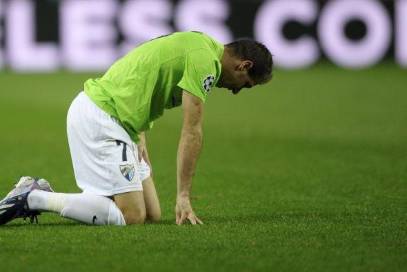 Mínima ventaja para el Porto y Málaga apuesta a remontar el resultado en...