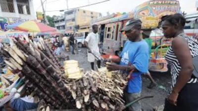 El gobierno haitiano recibió severas criticas por parte de la comisión d...