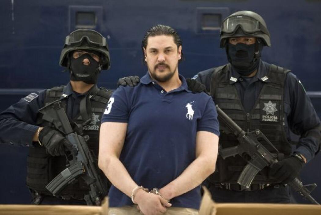 José Jorge Balderas Garza mejor conocido como 'El JJ' es el presunto res...
