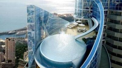 Se trata del Sky Penthouse, 3,300 metros cuadrados de superficie a todo...