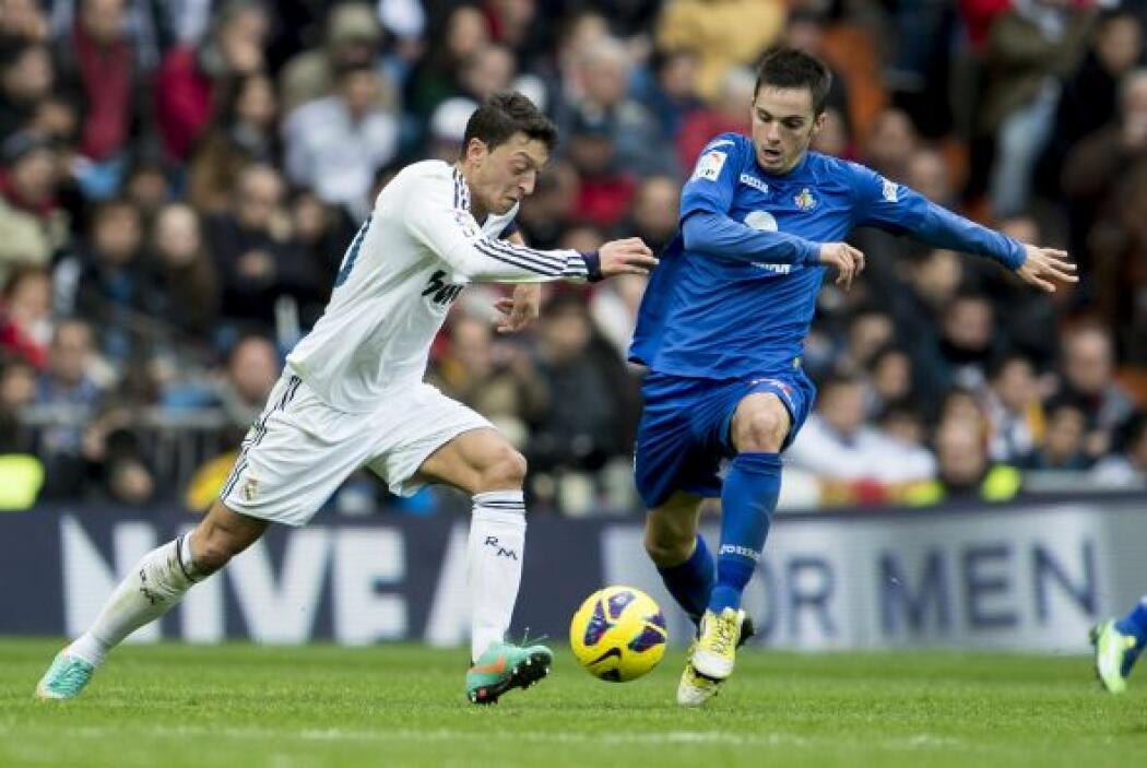 A temprana hora, Real Madrid dio inicio a la jornada dominical. En el es...