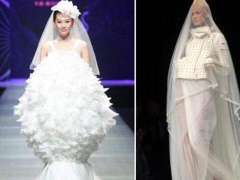 Algunas creen que al elegir un vestido de diseñador o alta costur...
