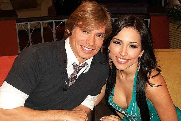 Carlos Baute y Ana Isabelle han logrado triunfar en la música.