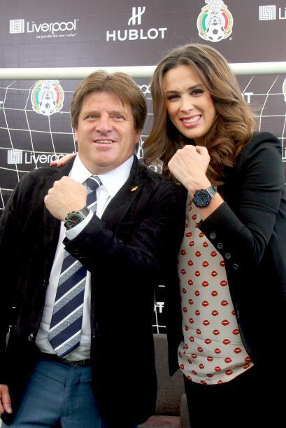 ¡Y claro! Ya está lista para apoyar con todo a la Selección Mexicana en...