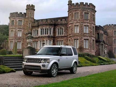 Land Rover lanzó una nueva edición especial de la Discovery, denominada...