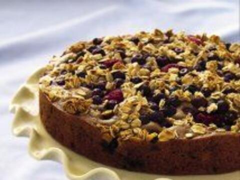 Pastel de moras mixtas: Aprovecha la época de invierno para degustar de...