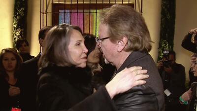 Florinda Meza y Quico se reencontraron luego de años de enemistad