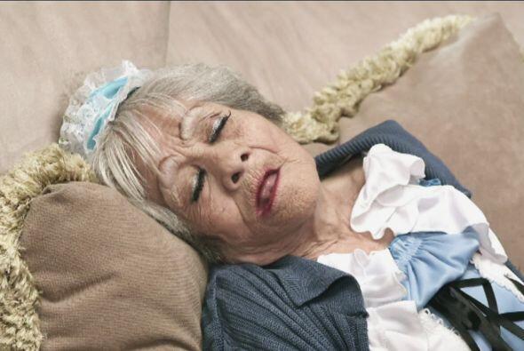 Fue tanta la emoción de la abuelita del Botarga que le dio un paro cardi...