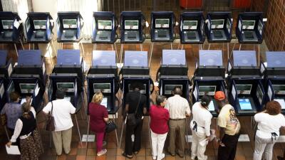 votantes latinos