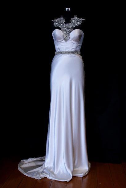 Los vestidos de novia de la diseñadora australiana Johanna Johnso...