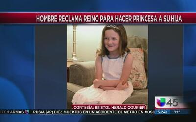 Lo que hizo su papá para que fuera princesa