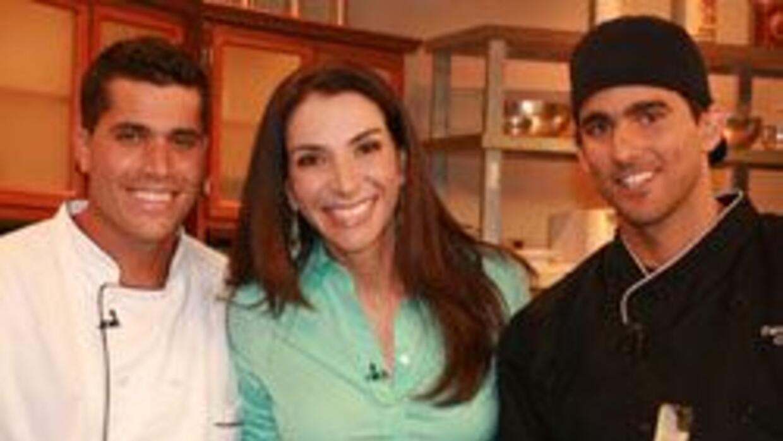 El Chef Marcos Spaziani te lleva al mundo del sabor 0dce5dc3098a4422a0f4...