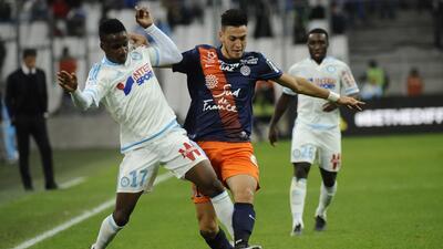 Marsella empató con Montpellier