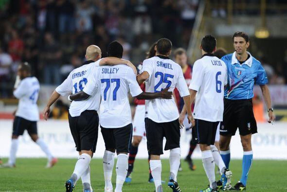 Inter volvió al triunfo y le ganó 3 a 1 al Bologna.