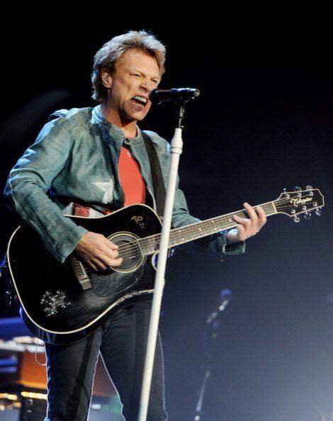 3. Bon Jovi. La legendaria banda obtuvo ganancias de 79 millones de dóla...
