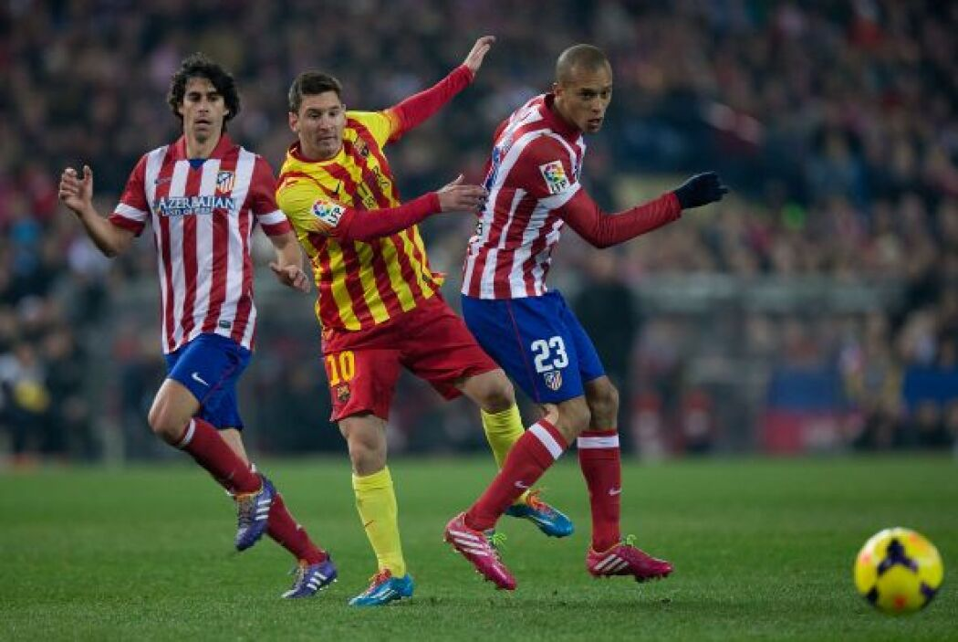 El Atlético, además de cerrar en el Camp Nou, también deberá visitar al...
