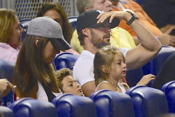 La verdad es que William y Eli son una familia bella.